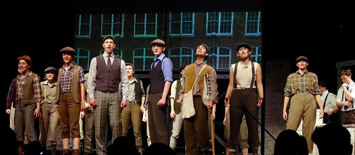 Newsies Tickets