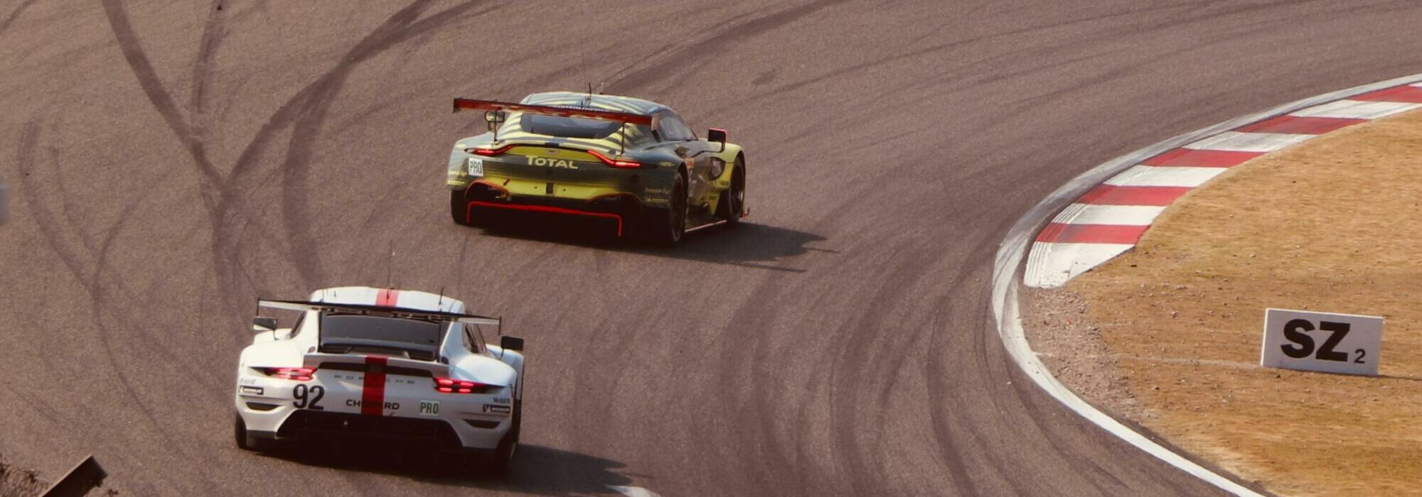 A NHRA Lucas Oil Drag Racing Series live event