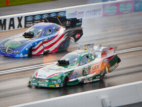 NHRA Thunder Valley Nationals Friday Only