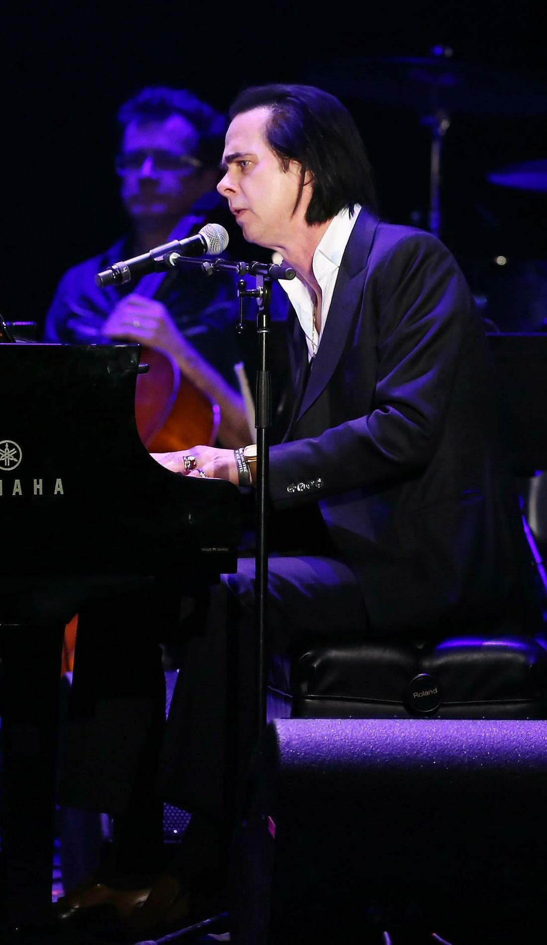 A Nick Cave live event