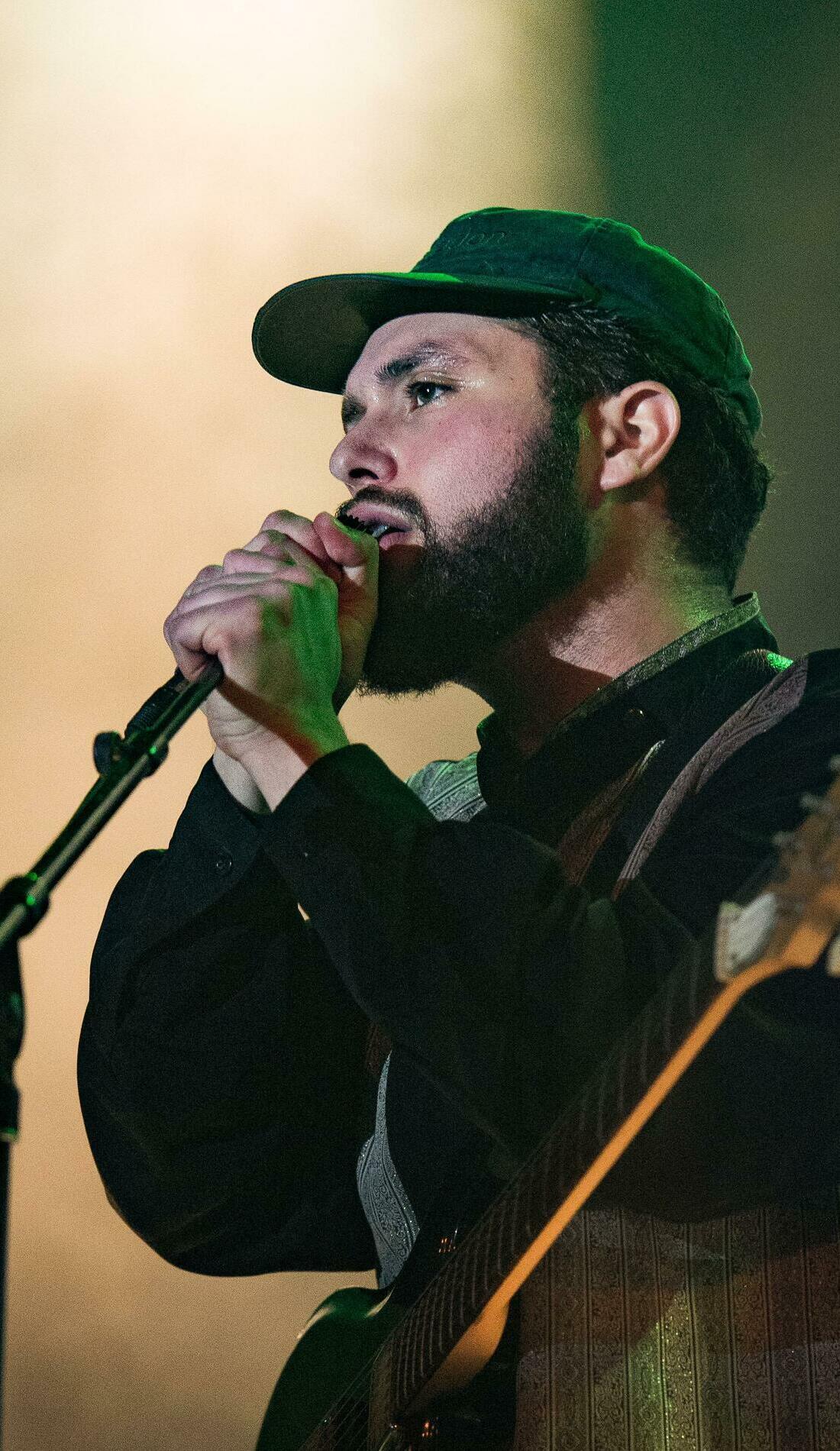 A Nick Hakim live event