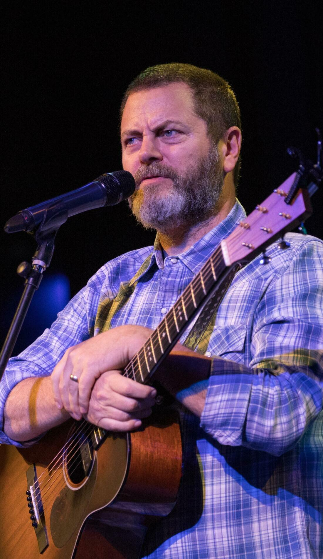 A Nick Offerman live event