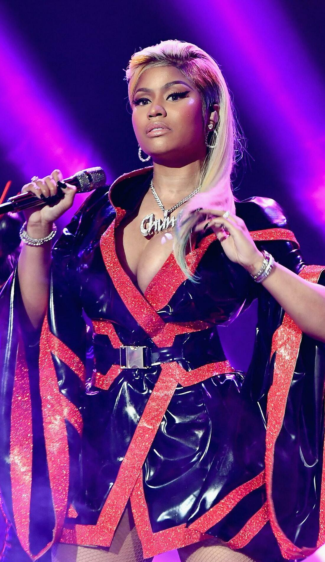 A Nicki Minaj live event