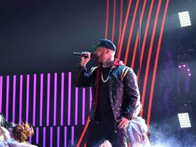Bad Bunny with Nicky Jam