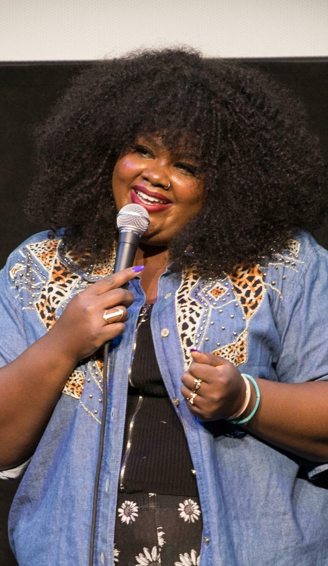 A Nicole Byer live event