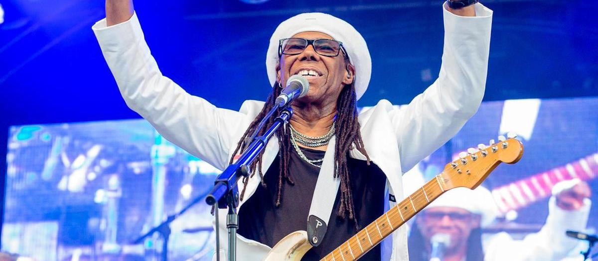 Nile Rodgers Tickets