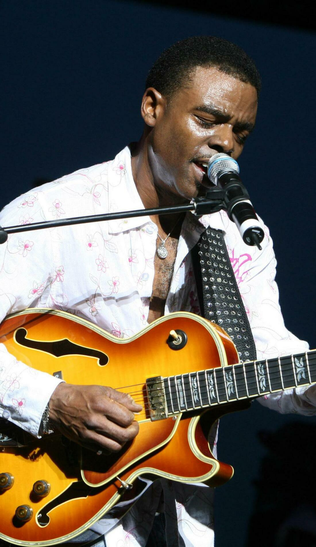A Norman Brown live event