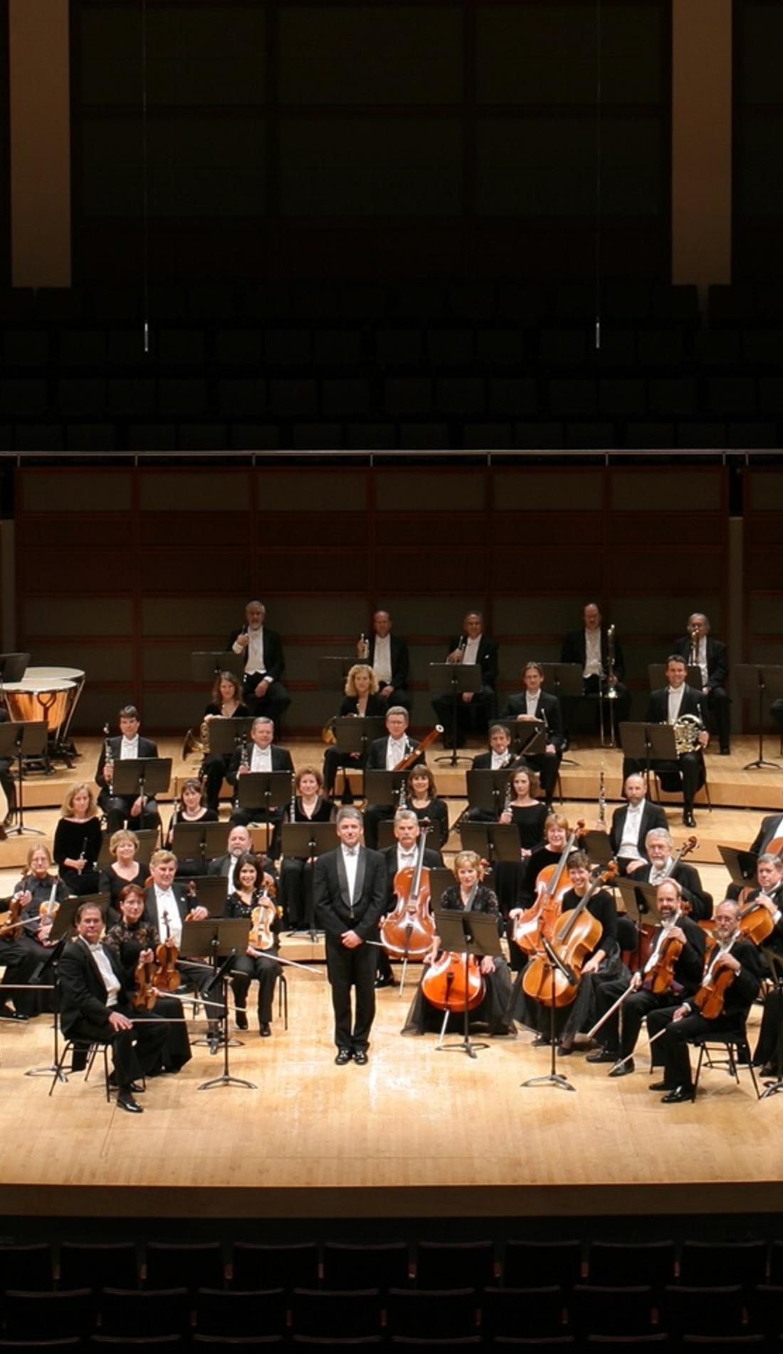 A North Carolina Symphony live event