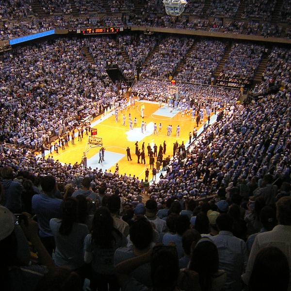 North Carolina Tar Heels Basketball