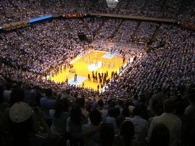 Ohio State Buckeyes at North Carolina Tar Heels Basketball
