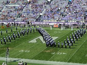 Northwestern Wildcats at Stanford Cardinal Football