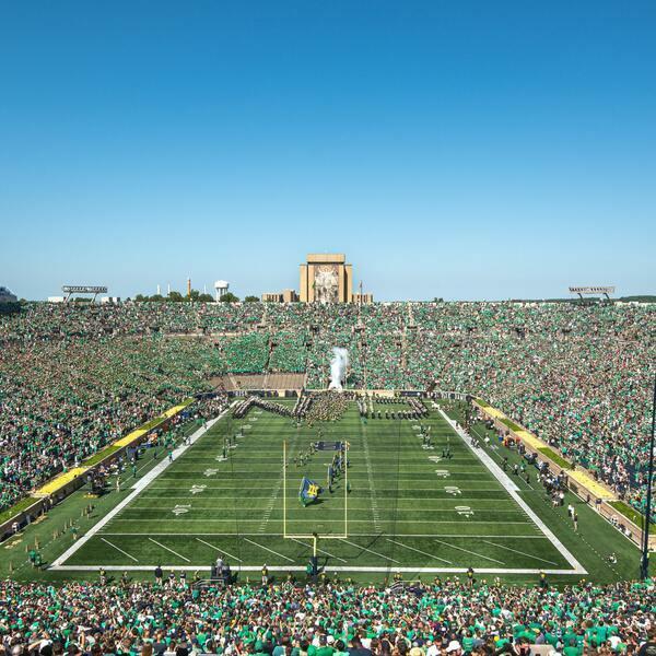 Notre Dame Fighting Irish Football
