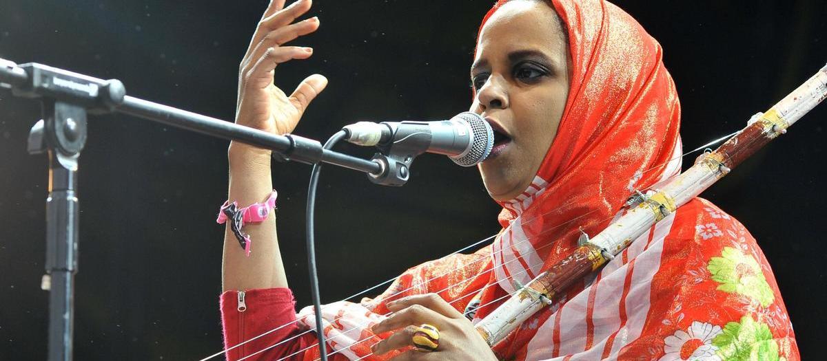 Noura Mint Seymali Tickets