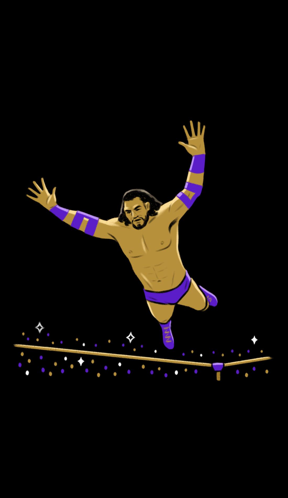 A NWA Wrestling live event