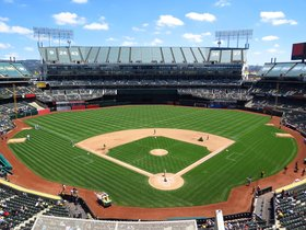 Spring Training: Oakland Athletics at San Francisco Giants