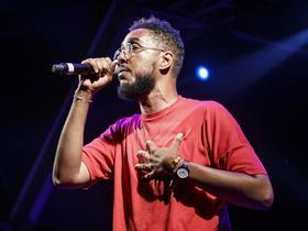Advertisement - Tickets To Oddisee