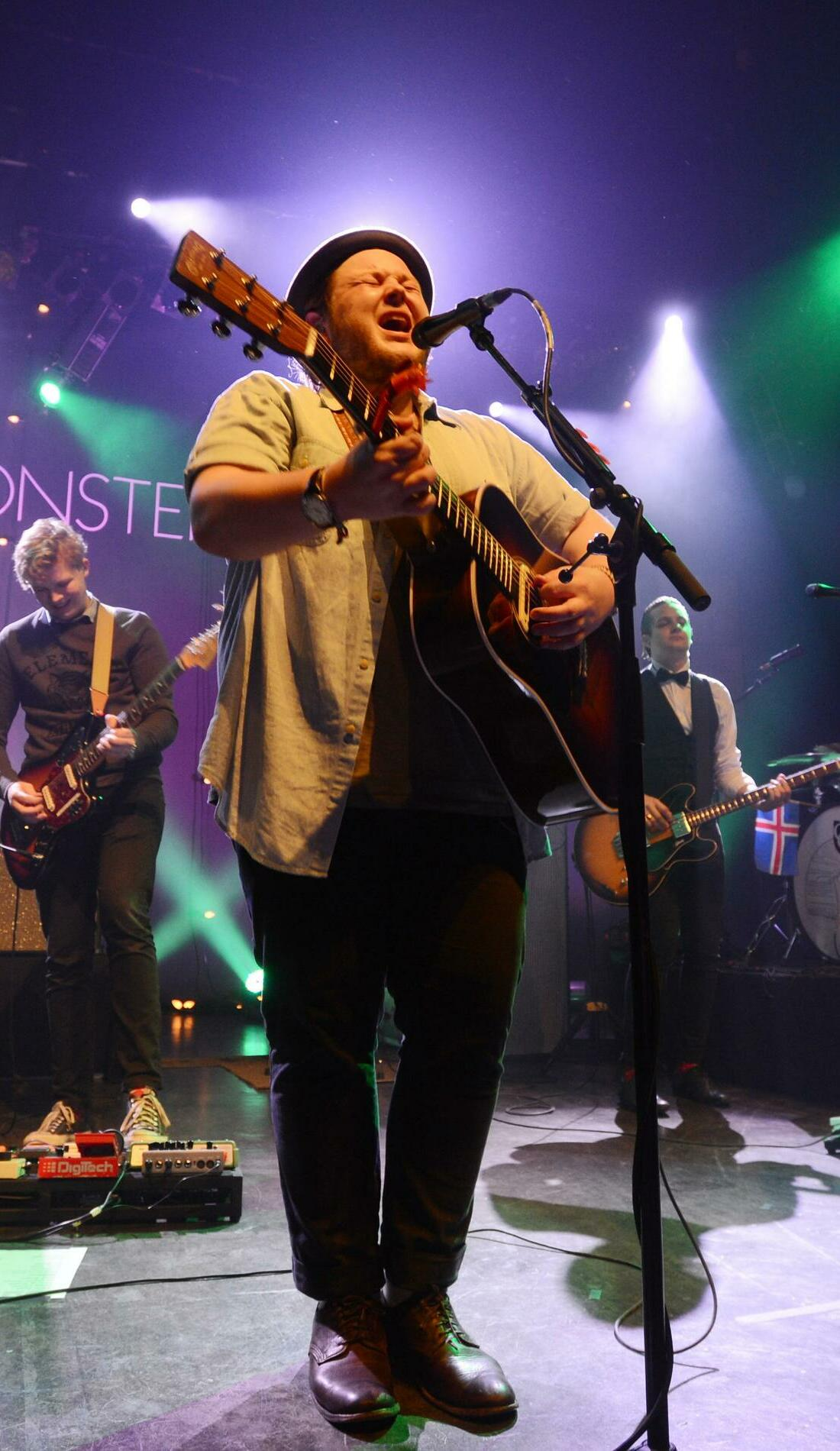 A Of Monsters And Men live event