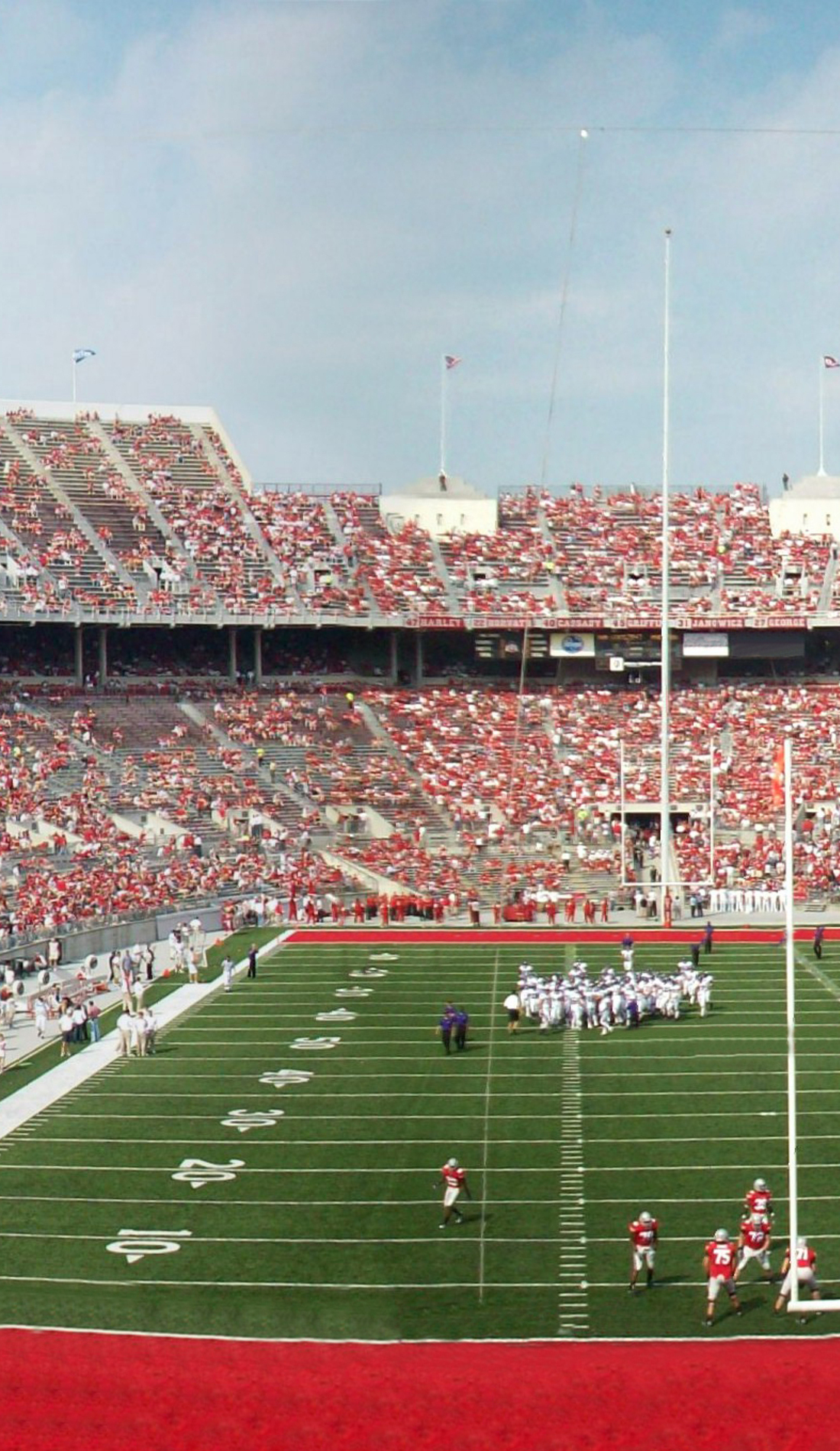 A Ohio State Buckeyes Football live event