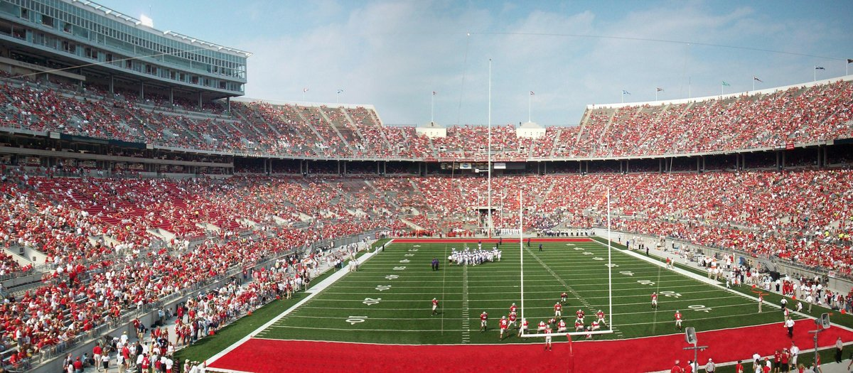 Ohio State Vs Florida Atlantic Tickets Aug 31 In Columbus Seatgeek