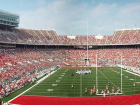 Ohio State Buckeyes at Wisconsin Badgers Football