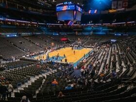 Oklahoma City Thunder at Sacramento Kings