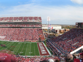 Texas Longhorns at Oklahoma Sooners Football