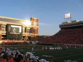 Oklahoma State Cowboys at Texas Longhorns Football