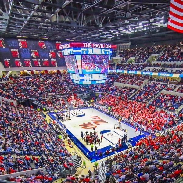 Ole Miss Rebels Basketball