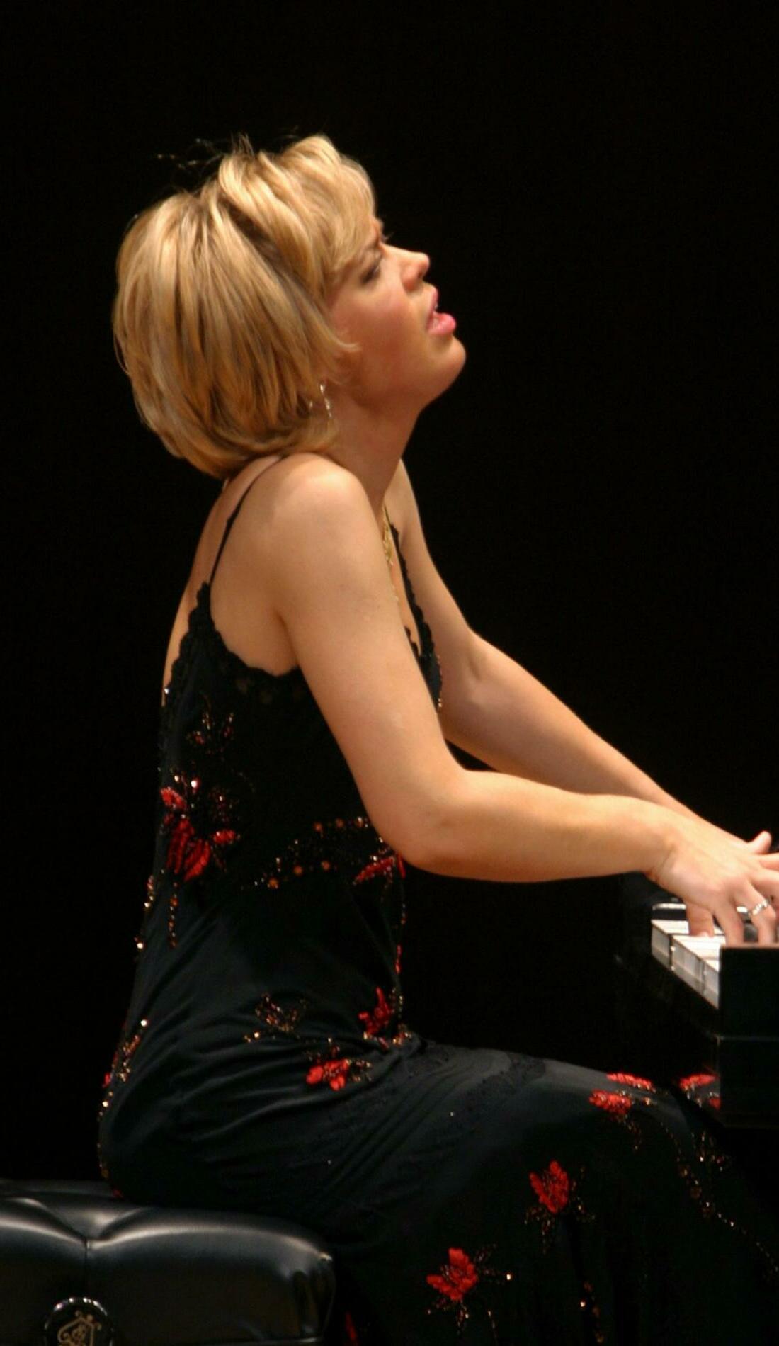 A Olga Kern live event