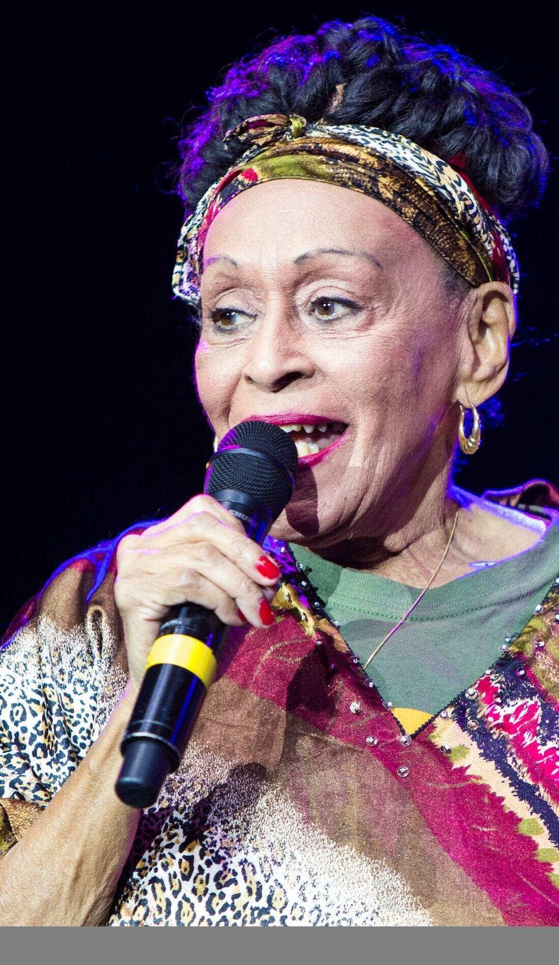 A Omara Portuondo live event