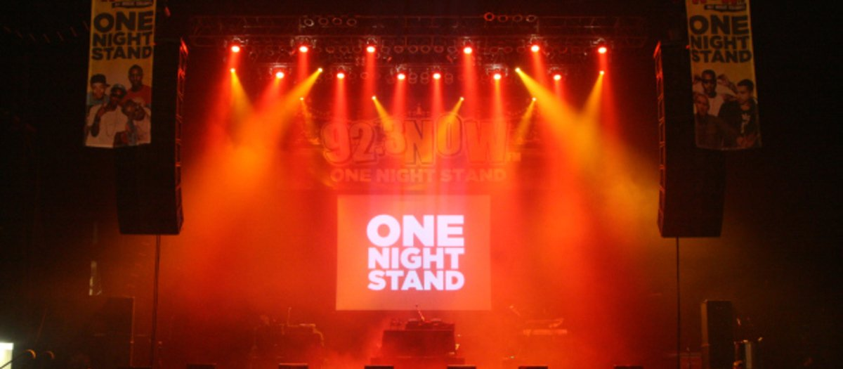 One Night Stand Tickets