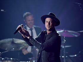 OneRepublic with James Arthur and Fitz and the Tantrums