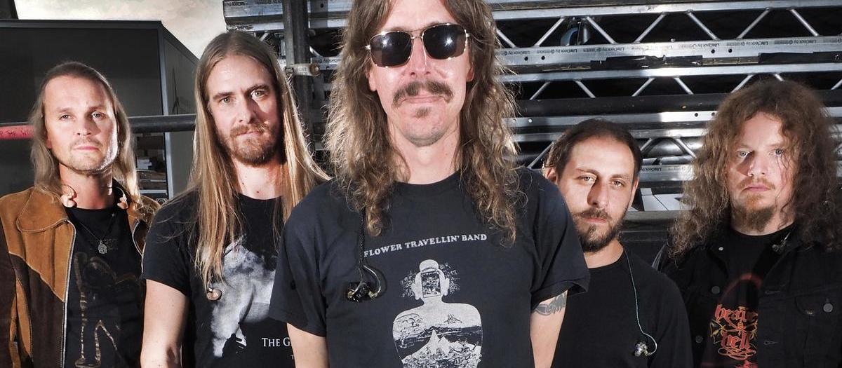 Opeth Tickets