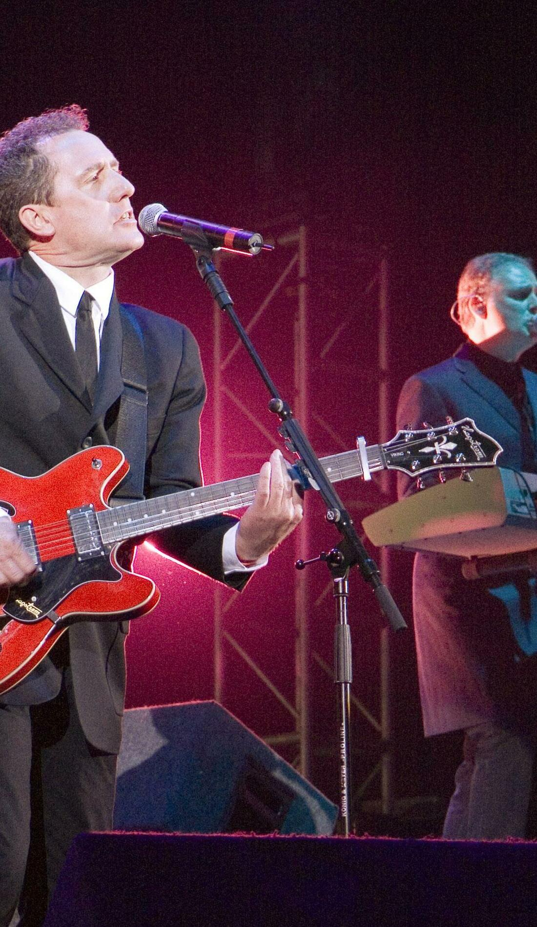 A Orchestral Manoeuvres In The Dark live event