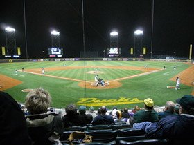 Saint Mary's College Gaels at Oregon Ducks Baseball