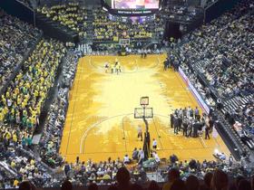 Oregon Ducks at Oregon State Beavers Basketball