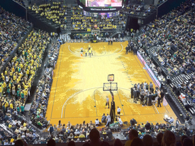 Oregon Ducks at Utah Utes Basketball