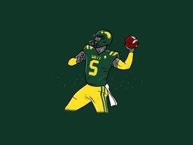 Washington Huskies at Oregon Ducks Football