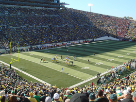 Oregon Ducks at Washington Huskies Football