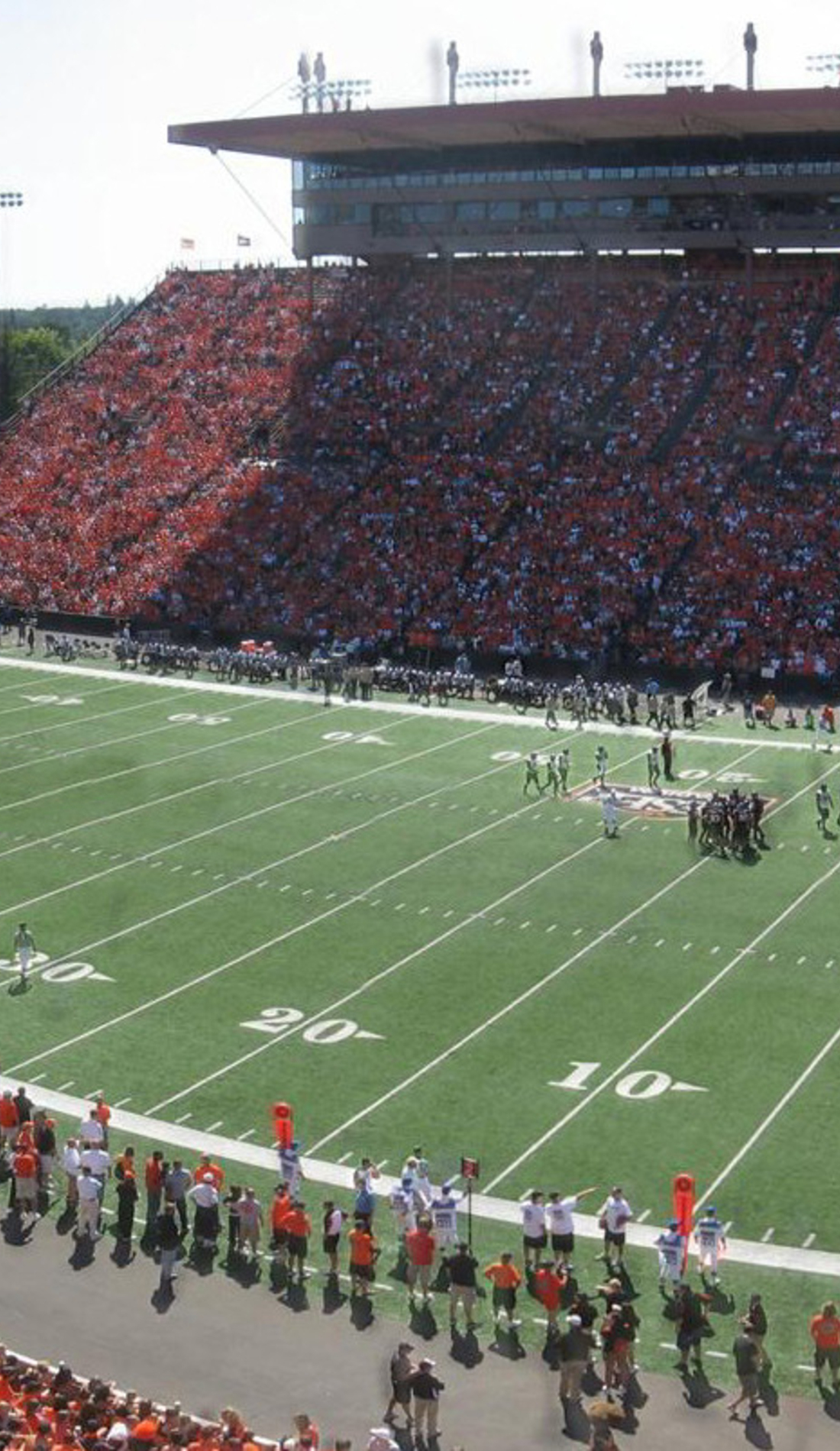 A Oregon State Beavers Football live event