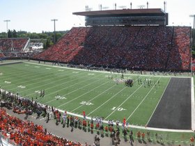 Stanford Cardinal at Oregon State Beavers Football