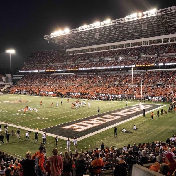 Oregon State Beavers Football