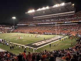 Washington State Cougars at Oregon State Beavers Football