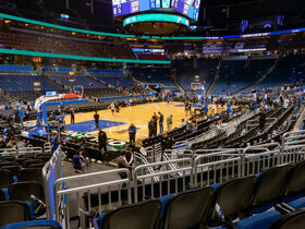 San Antonio Spurs at Orlando Magic