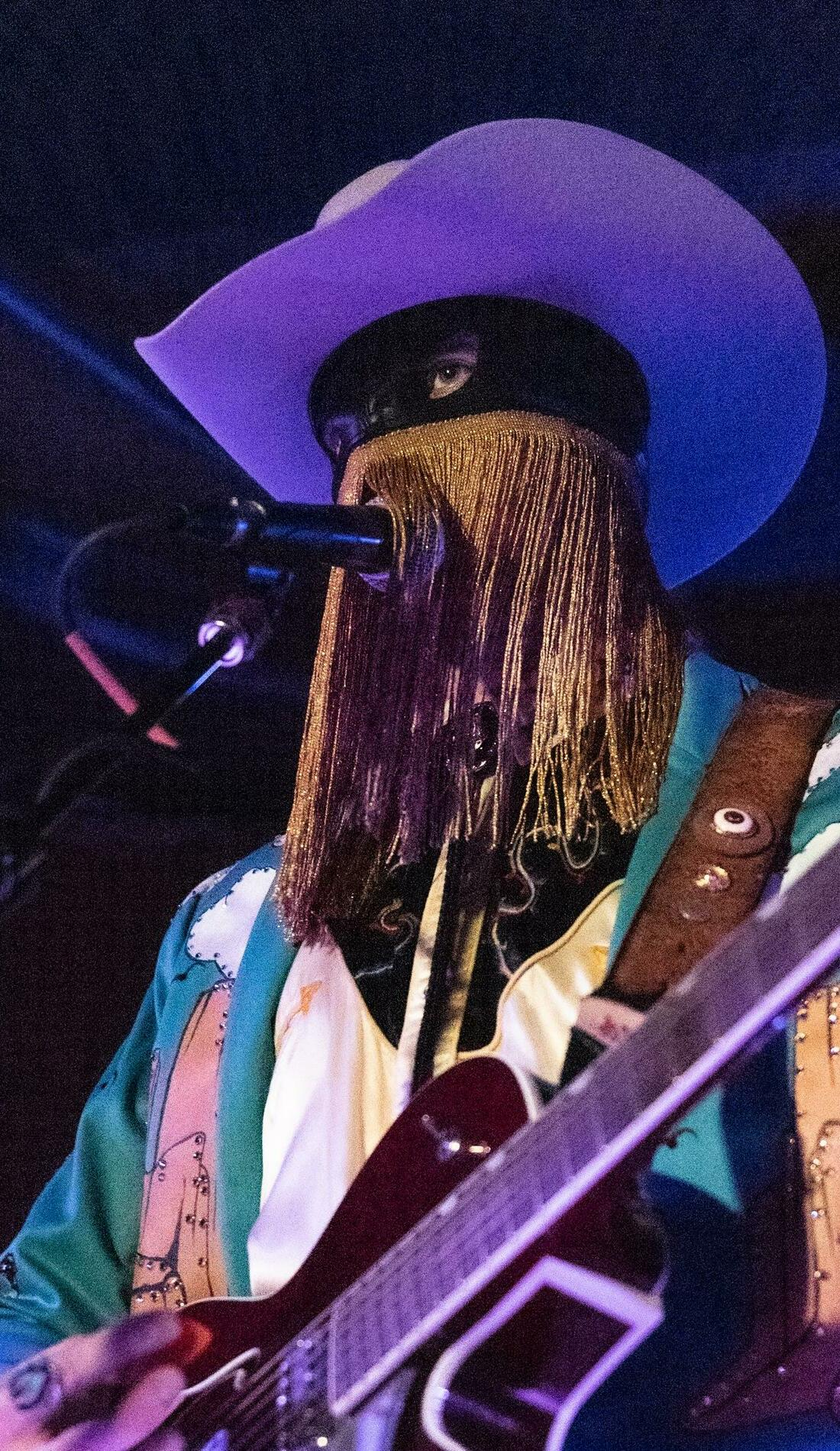 A Orville Peck live event