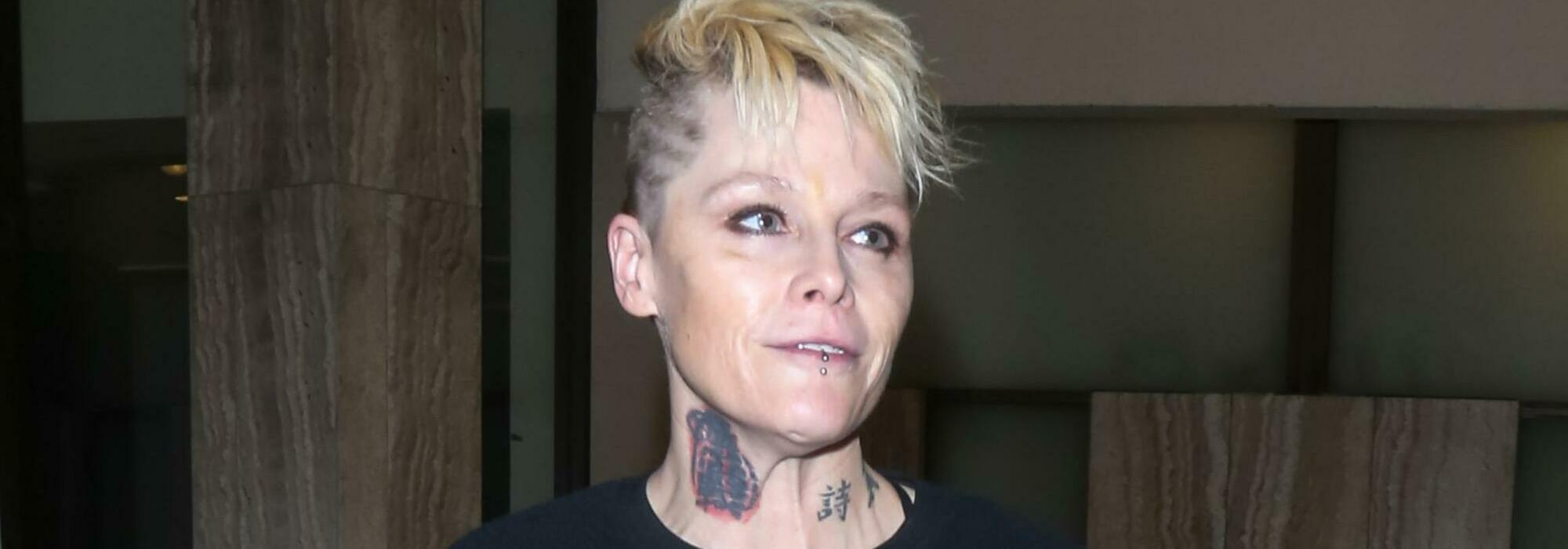 A Otep live event