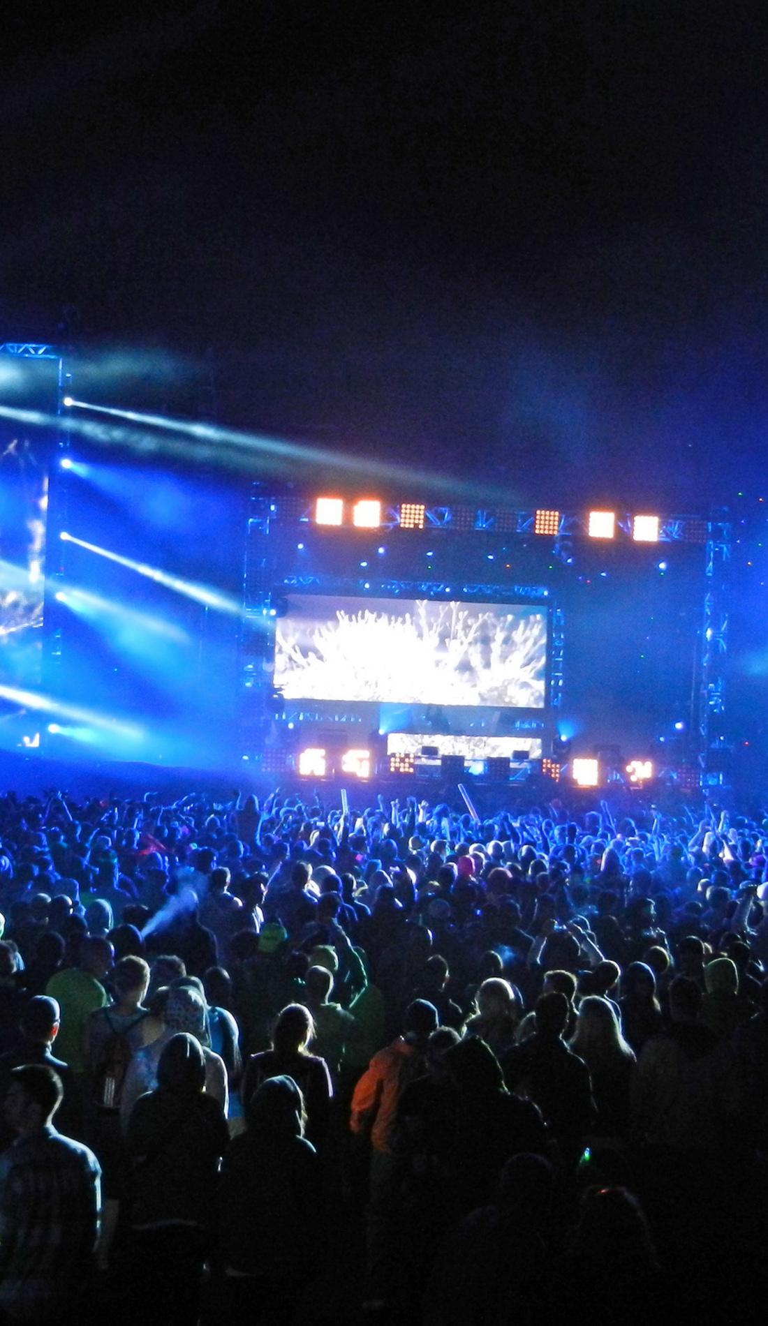 A OUTLOUD Music Festival live event