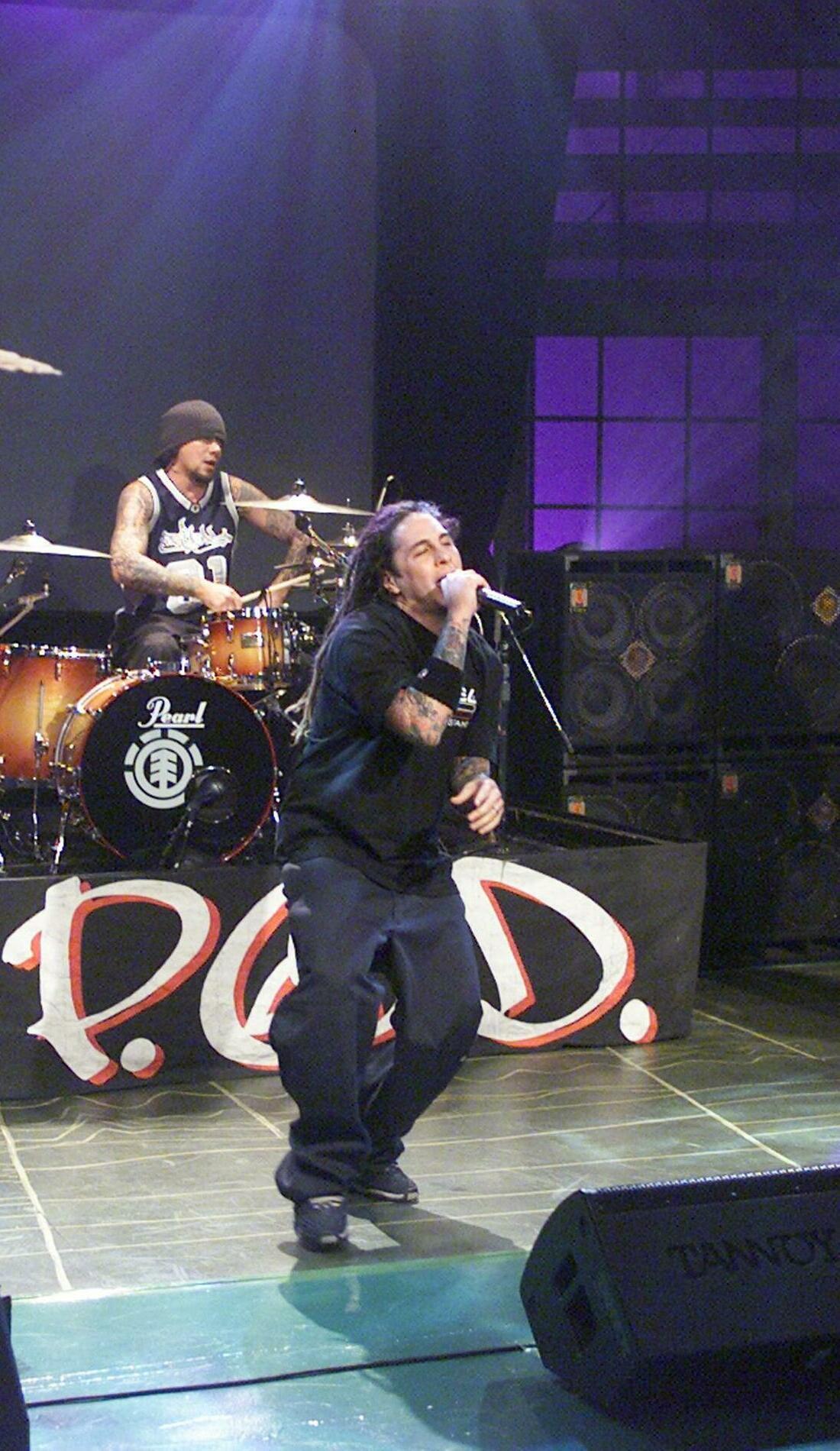 A P.O.D. live event