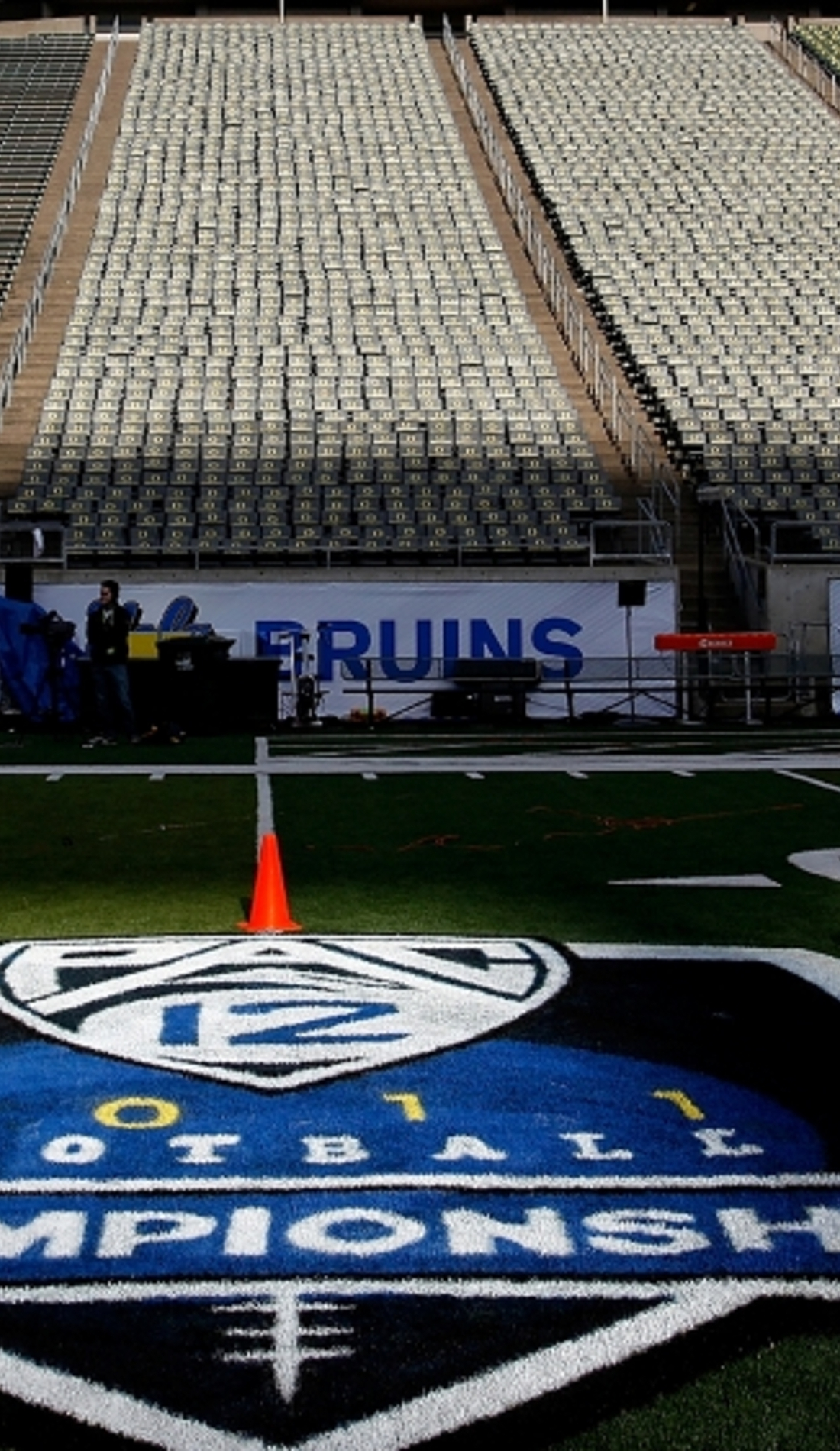 A Pac-12 Football Championship Game live event