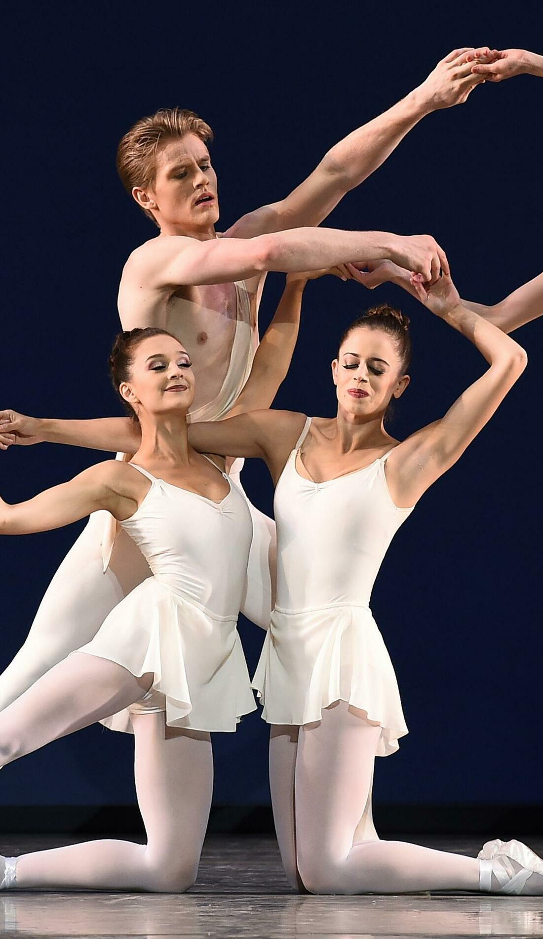 A Pacific Northwest Ballet live event